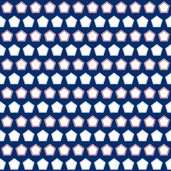 Baseball Digitally Printed - Pattern 3