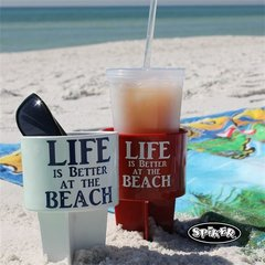 Beach & Sand Spikers