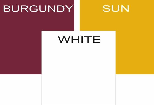 NFL Washington Redskins Colors SISER EasyWeed Heat Transfer Vinyl