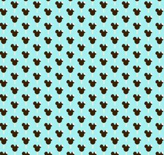 Character and Cartoon Patterns Digitally Printed