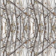 Tree Camo Pattern Digitally Printed