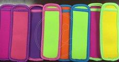 Two Color Popsicle Holders- Neoprene Koozie Blanks