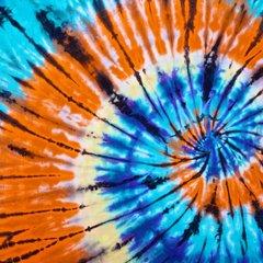 Tie Dye Patterns Digitally Printed