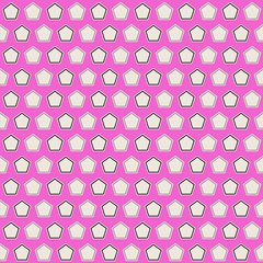 Softball Digitally Printed - Pattern 3