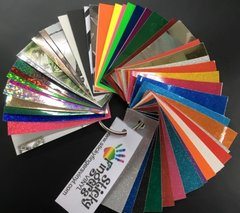 Specialty Adhesive Vinyls Sample Ring