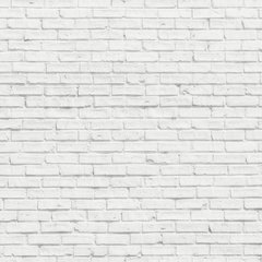 White Brick Standard Nature Print