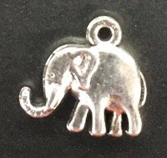 Elephant Charm Tibetan Silver Metal