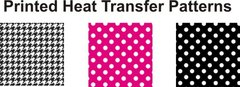 "FASHION FLEX Heat Transfer Vinyl Sheets 12"" x 15"""