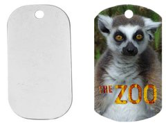 Sublimation Dog Tags