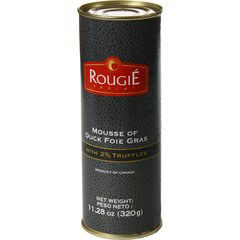 MOUSSE OF DUCK FOIE GRAS  WITH TRUFFLES - 11.28 OZ.