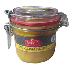 WHOLE DUCK FOIE GRAS WITH ARMAGNAC BRANDY - 2.8 oz.