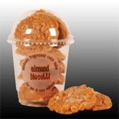 Almond Biscotti Cookie Melts