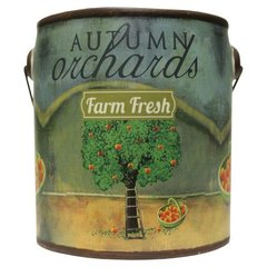 """OUT OF STOCK""   FRESH FARM COLLECTION 20oz AUTUMN ORCHARDS Candle"