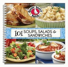101 Soups, Salads and Sandwiches