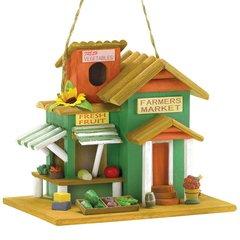 Farmer's Market Birdhouse