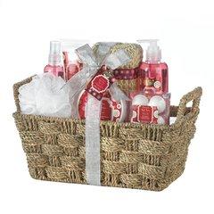Cinnamon and Spiced Apple Bath Gift Set