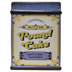 Almond Butter Pound Cake Farm Fresh Baked Goods 28 oz.