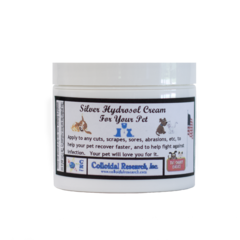 4-oz Silver Hydrosol Pet Cream