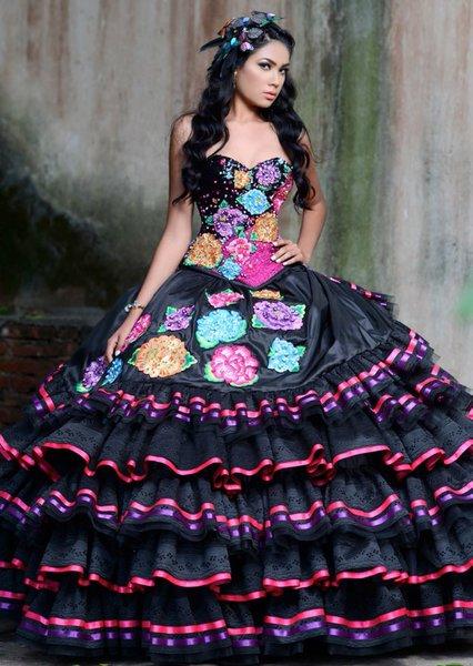 Regazza Fashion Morena Y Esencial Collection Style M10 110 Texas Divas Boutique Quinceanera