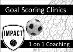 Goal Scoring Clinics - 1 on 1 Coaching