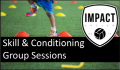 Skill & Conditioning - Group Sessions (up to 4 max)