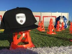 Impact Soccer Cap