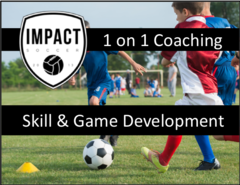 Skill & Game Development - 1 on 1 Coaching