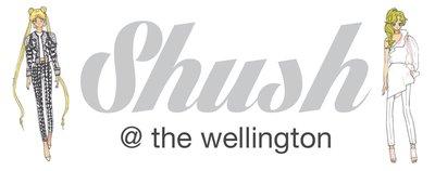 shush at the wellington