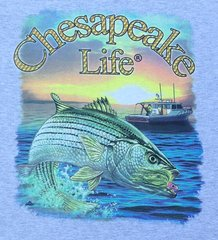 Striped Bass Long Sleeve