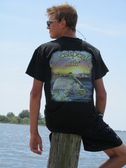 Striped Bass Short Sleeve Shirt