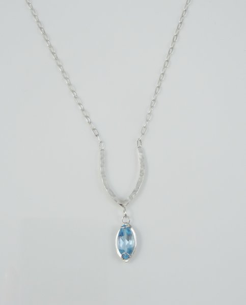 necklac freedman candela pendant necklace topaz andrea blue bt jewelers