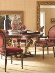 Henredon Arabesque dining set