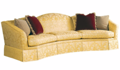 Wedge Sofa Henredon