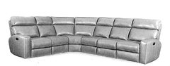 276462 Power Sectional