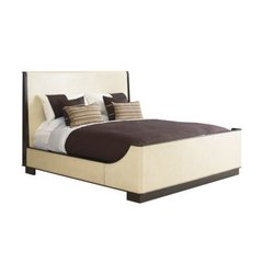 Montaigne 2 Leather Bed