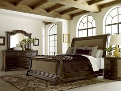 Gables Sleigh Bedroom Set