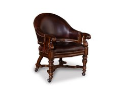 Game leather chair
