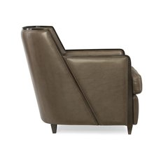 MKR010 Leather Chair