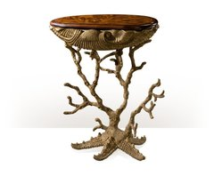 Theodore Alexander Starfish Coral console