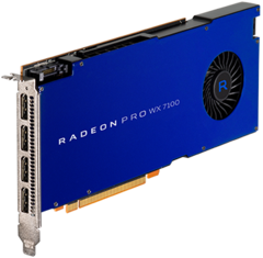 Radeon WX7100 Video Card