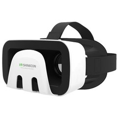 VR Box Virtual Reality 3D Glasses Cardboard Movie Game For Samsung