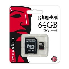 Class 10 Kingston Ultra Micro SD Memory Card 64GB