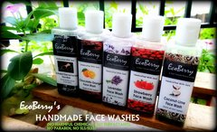 HANDMADE NATURAL FACE WASH-100ML
