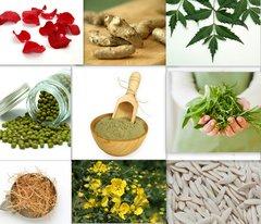 Herbal bath powder for men-75g