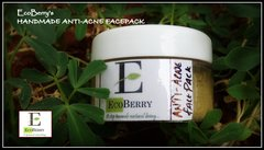 EcoBerry's ANTI-ACNE FACE PACK