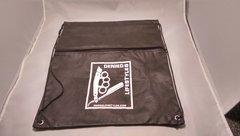 Black Cinch Bag