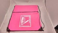 Pink Cinch Bag