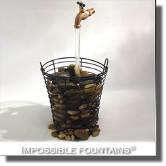 Wire Basket Impossible Fountain©