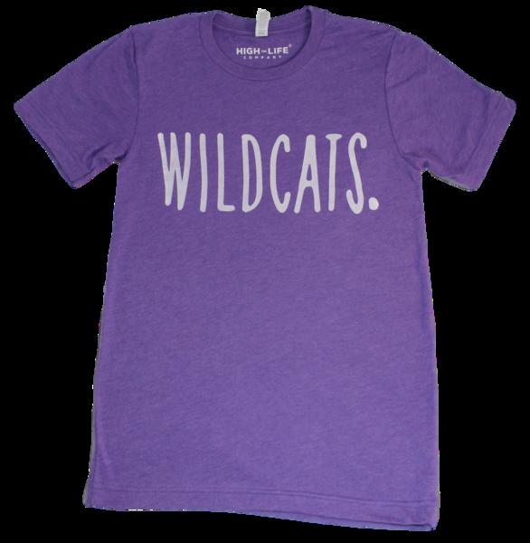 Wildcats Tee