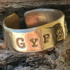 GypSEA Adjustable Bronze Ring